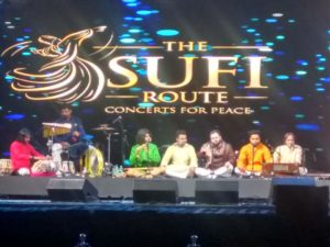 Sufi Route Concerts for Peace